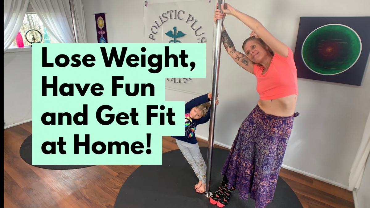 Get fit at home and have fun